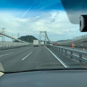 日本へ里帰り 福岡へ