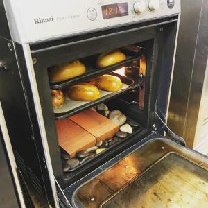 手作りパンはうまい♪