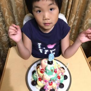 ニャンコ9歳のお誕生日