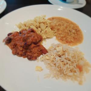 朝食@ル・メルディアン・シンガポール・セントーサ