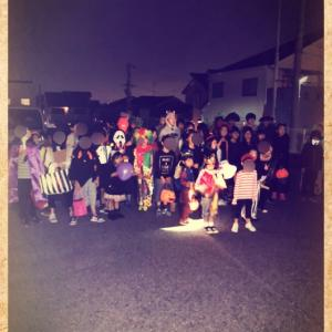 Let's go Trick or Treating !