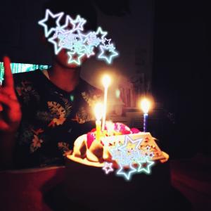 兄チャン12歳 誕生日!