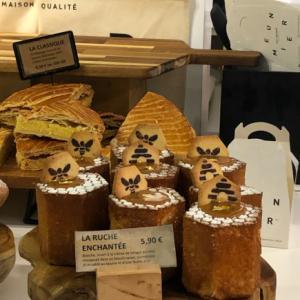 パリで食べた美味しいパン