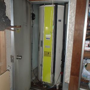 深夜電力の電気温水器は壊れる前に取り替えしましょう