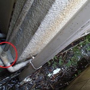 2重の漏水トラブル 給湯配管の取り替えとバイパス工事