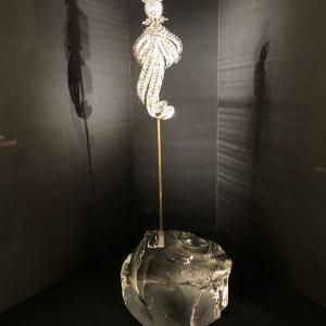 時の結晶 Cartier @新国立美術館