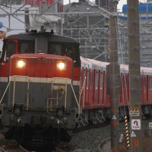 3/23 甲種・貨物列車撮影