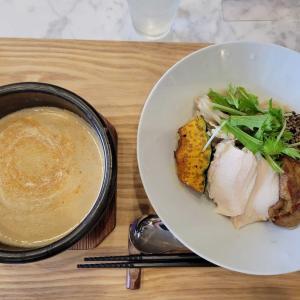 濃厚オマール海老のトリュフつけ麺