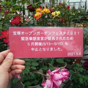 宝塚オープンガーデンフェスタ 5月開催を中止いたします
