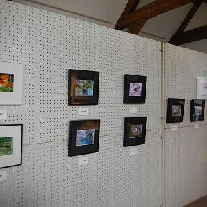 カルチャー教室 夏の作品展&体験フェアが始まりました