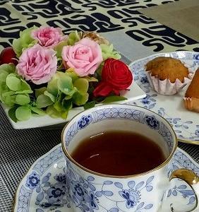8月の講習会と喫茶ランチ&英国カルチャーフェア講座のお知らせ