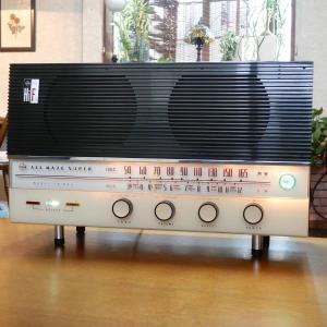 真空管ラジオにふたたびハイファイのブームかな?