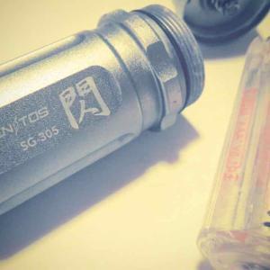 中国から、閃(せん)の電池ケースが届いた!