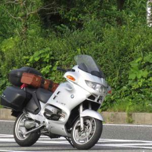 岡山に向け、いざ、出発! 〜帰省ツーリング〜