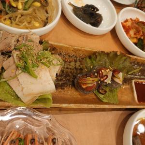 韓国料理祭り