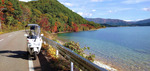 Lake Tazawa 再び(キャノツーリング)