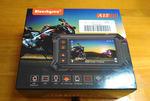 バイク用ドライブレコーダー買ってみました!