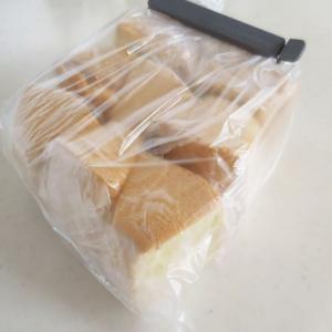 シフォンケーキの冷凍保存と、捨てられないもの。