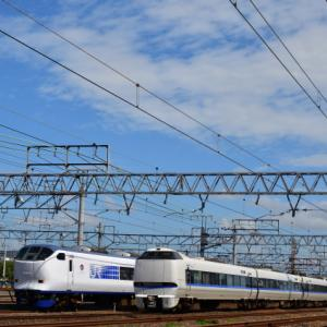 JR西日本の特急列車