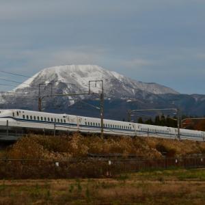 久しぶりのN700S新型新幹線