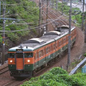 湘南カラーの115系