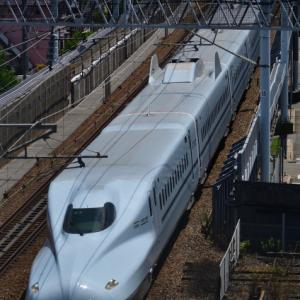 屋根の綺麗な九州新幹線