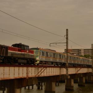 甲種列車を追う