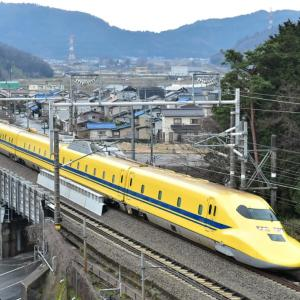 昨日の幸せの黄色い新幹線