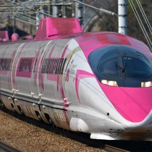 ピンク新幹線