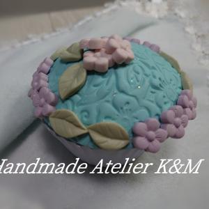 クレイクチュール カリキュラムⅡ カップケーキ