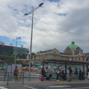 今日のソウル駅と久々のロッテマート