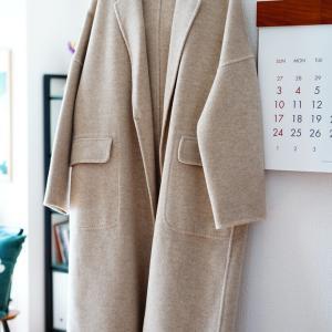 scopeさんのバグ企画!!&とうとう冬のコートの出番到来&気になる目元ケア。