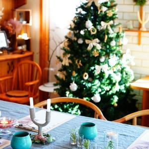 素敵!!カフェ風おうちでクリスマスランチー♪