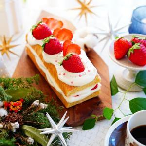 お菓子作り初心者でも大丈夫!簡単クリスマスケーキレシピ♪