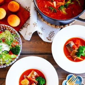 お正月にため込んだものを断捨離!痩せ食材で簡単スープ♪