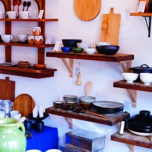 京都日帰り旅行♪隠れ家的なうつわ屋さん&憧れのお店へ。