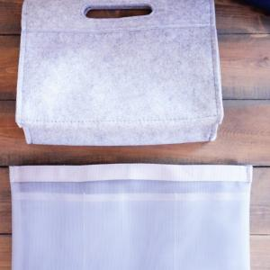 無印の新商品♪バッグinバッグはサイズに注意ー!!