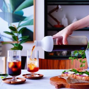 これで節約♪おうちでゴクゴク!美味しいアイスコーヒーが作れるボトル。