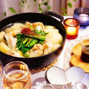 ポチレポ♪わがやの必需品と気になるお洒落家電ー!&韓国のあったかい鍋料理レシピ。