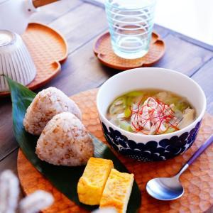 「サラダチキン」活用術♪朝にピッタリ!10分で出来る温かいスープ。