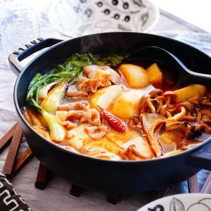 リピ決定ー♪無印の「手づくり鍋の素」の新商品が美味しい!