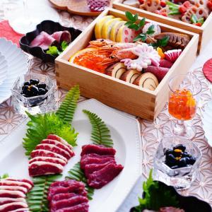 我が家のおせち2021♪定番&お取り寄せでラクチンな食卓。