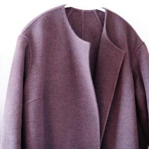 40代ファッション。セールでコートを♪&マスク生活でのお肌ケア。