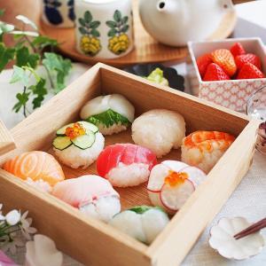 ひな祭りの食卓にも♪簡単いろいろイベントごはんレシピ。