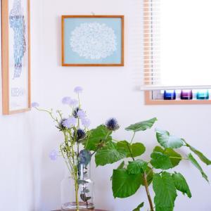 リューズガラス(再生ガラス)でお部屋に癒しの空間を♪