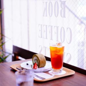 対策バッチリ♪素敵カフェでの癒し時間。