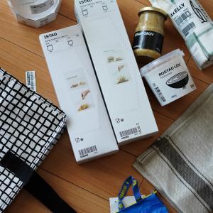 IKEAで買ってきた物♪定番品とちっちゃな人気商品。