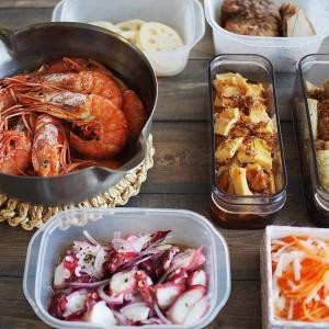 レンジやオーブンを使って!簡単すぎるおせち準備。