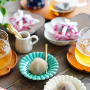 美味しい和菓子でお茶時間♪南信州の旅で買ってきた物。