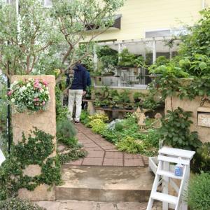 オープンガーデン白岡 Yokomichiさんのお庭